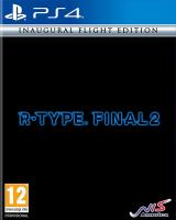 R-Type Final 2 - Inaugural Flight Edition  PS4 NEW