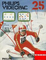 Philips-Videopac-25-Skiing-Philips-G7000