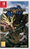 Monster Hunter Rise  Nintendo Switch  NEW