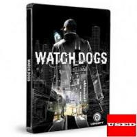 Watch Dogs (Steelbook) X360 USED