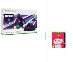 Xbox One S 1 TB Fortnite Battle Royale Special Edition + Fifa 20