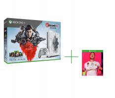Xbox One X 1T Gears 5 Bundle Limited  Edition + Fifa 20