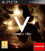 Armored Core V (PR) PS3 USED (Disc Only)