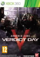 Armored Cored: Verdict Day X360 USED