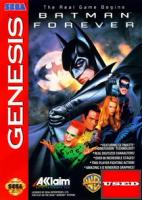 Batman Forever MD USED (NTSC) (No Manual)