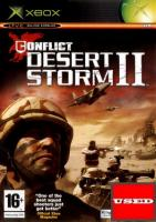 Conflict: Desert Storm II XBOX USED (Disc Only)