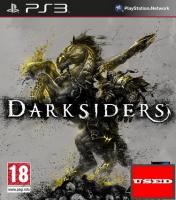 Darksiders PS3 USED (No Cover)