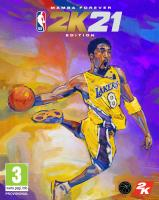 NBA 2K21 Mamba Forever Edition  PS4 NEW