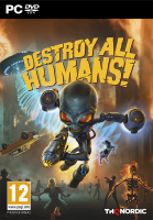 Destroy All Humans ! PC NEW