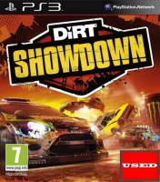 DiRT Showdown (PR) PS3 USED (Disc Only)
