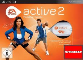 EA Sports Active 2 PS3 USED (Without Game)