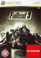 Fallout 3 X360 USED (No Cover)