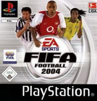 FIFA Football 2004 PSX USED (Unofficial Case)