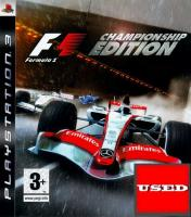 Formula One Championship Edition  PS3 USED (Disc Only)