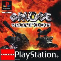 Grudge Warriors PSX USED (No Manual)