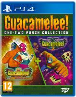 Guacamelee! One-Two Punch Collection PS4 NEW