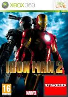 Iron Man 2 X360 USED (No Manual)