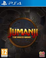 Jumanji: The Video Game PS4 NEW