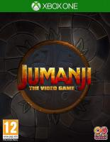 Jumanji: The Video Game XONE  NEW