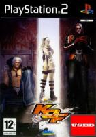 King of Fighters: Maximum Impact PS2 USED (Without Outer Sleeve + Artbook)