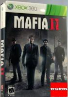 Mafia II (Steelbook + Official Orchestra Score+ Artbook) X360 USED