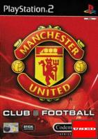 Manchester United Club Football PS2 USED (No Manual)