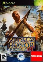 Medal of Honor Rising Sun XBOX USED (Disc Only)