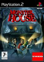Monster House PS2 USED (No Manual)