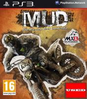 MUD - FIM Motocross World Championship (PR) PS3 USED (Disc Only)
