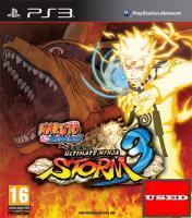 Naruto Shippuden: Ultimate Ninja Storm 3 (PR) PS3 USED (Disc Only)