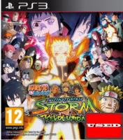 Naruto Shippuden Ultimate Ninja Storm Revolution (PR) PS3 USED (Disc Only)