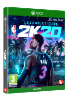 NBA 2K20 Legend  Edition XONE NEW