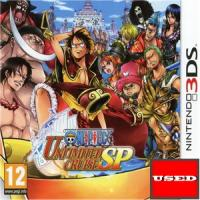 One Piece: Unlimited Cruise SP 3DS USED