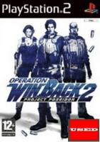 Operation Winback 2: Project Poseidon (PR) PS2 USED (Disc Only)