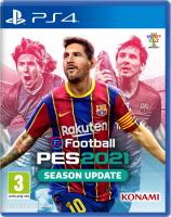 eFootball PES 2021 Season Update  ( PS5  Compatible )  PS4  NEW
