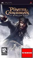 Pirates of the Caribbean: At Worlds End (PR) PSP USED (Disc Only)