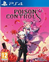 Poison Control  PS4 NEW