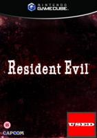 Resident Evil GC USED (No Manual)