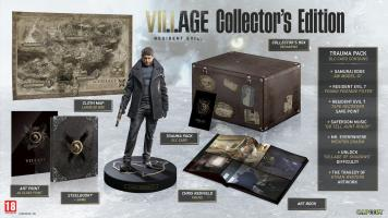 Resident Evil VIII Village  Collector's Edition PS5 NEW