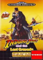Indiana Jones and the Last Crusade MD USED