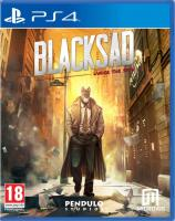Blacksad: Under the Skin - Limited Edition PS4 NEW