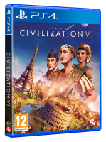 Sid Meier's Civilization VI PS4 NEW