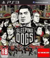 Sleeping Dogs PS3 USED (No Manual)