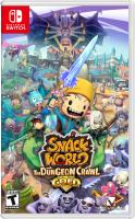 Snack World: The Dungeon Crawl Gold  NSW NEW