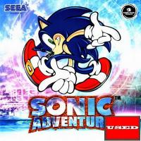 Sonic Adventure DC USED (Damaged Case)