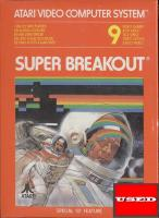Super Breakout A2600 USED