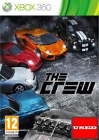 The Crew (PR) X360 USED (No Manual)