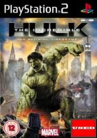 The Incredible Hulk PS2 USED (GER) (No Manual)