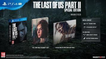 The Last Of Us Part II Special Edition PS4 NEW & Pre Order Bonus