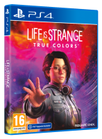 Life Is Strange : True Colors ( PS5 Compatible ) PS4 NEW